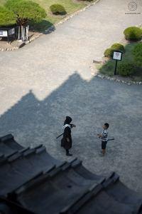 Ninja - château de Matsumoto