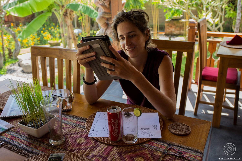 Internet à Bali
