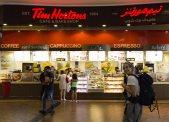 Tim Hortons - Dubai Mall - Émirats Arabes Unis