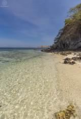 Plage - Labuan Bajo - Florès - Indonésie
