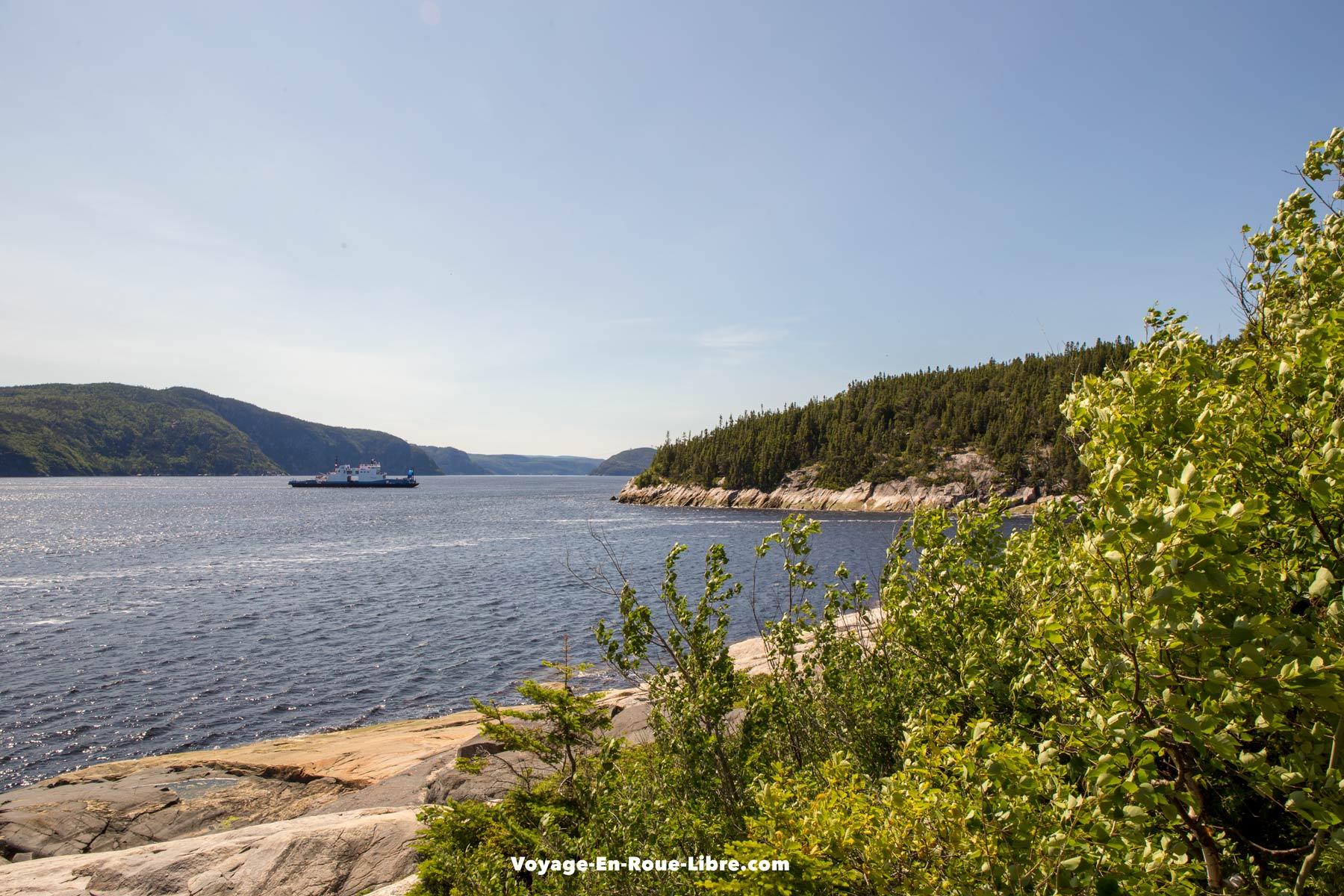 Fjord du Saguenay - Parc national du fjord du Saguenay