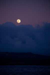 Clair de lune à Kauai - Hawaii