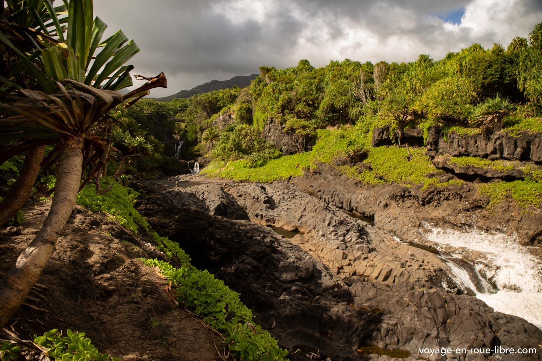 Ohe'o Gulch - Maui