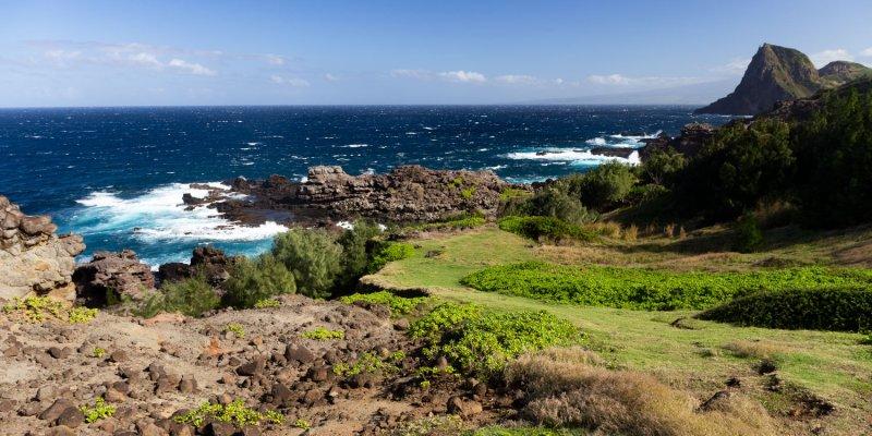 Maui au nord ouest