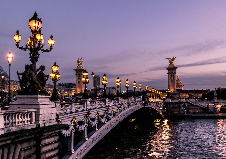 pont Paris - France