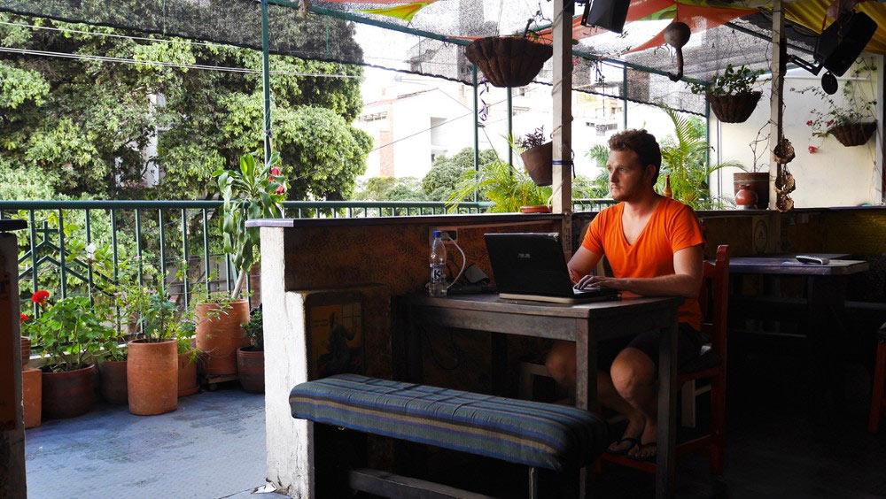 Devenir digital nomad en étant auteur