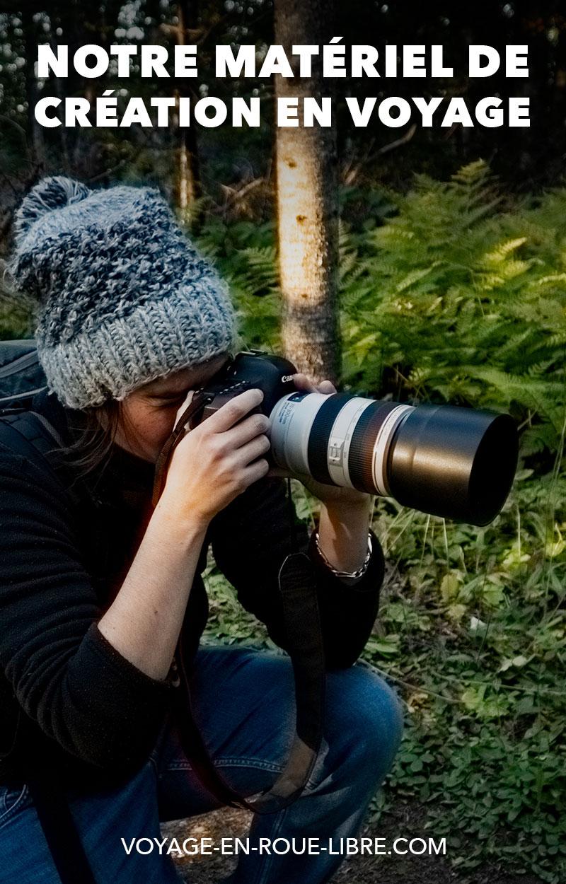 Nous nous faisons souvent demander ce que nous avons dans nos sacs à dos de digital nomads ! C'est bien évidemment là que nous rangeons tout notre matériel photo et vidéo. En effet, ce sont les sacs qui restent la plupart du temps avec nous que ce soit pour prendre l'avion ou lors de nos déplacements. Mais que renferment-ils exactement ? Nous avons donc décidé d'écrire cet article pour éclaircir le mystère ! #materielphoto #materielvideo #createursnomades #vienomade #digitalnomad #photo #video #sacvoyage #sacphoto