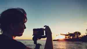 Mumu - prise vidéo à Hawaï
