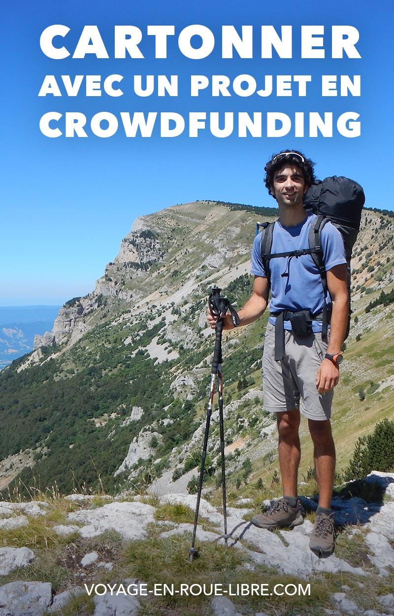 Francois Jourjon a réussi à passer la barre des 100% en moins de 14 jours avec son projet de jeu de société sur la randonnée.   Comment ce passionné de plein air et blogueur a-t-il réussi son pari ?   Il partage avec toi sa stratégie pour faire cartonner ta campagne de financement participatif.