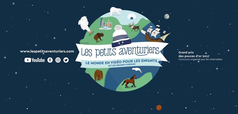 Un projet personnel fort : Les petits aventuriers