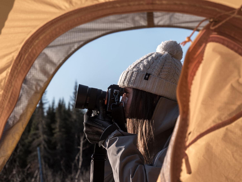 Avoir le bon matériel photo - vidéo en expédition : léger, compact et résistant