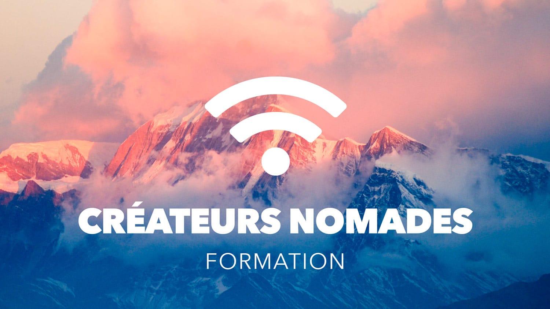 Formation Créateurs Nomades - Campus