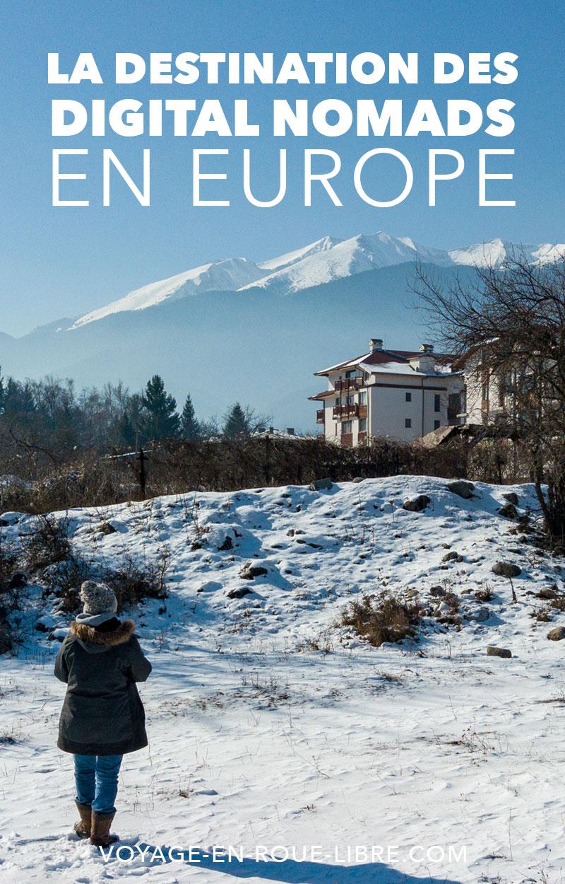 Bansko : guide des digital nomads en hiver