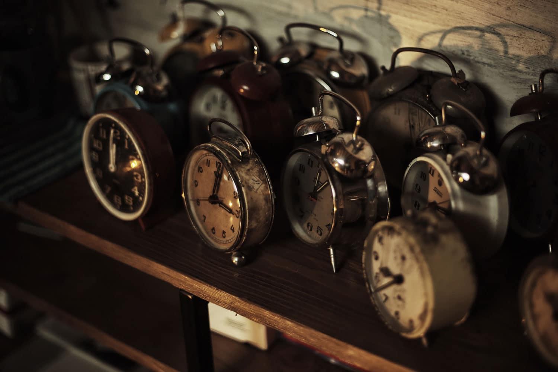 gérer le décalage horaire avec ses clients quand on est nomade.