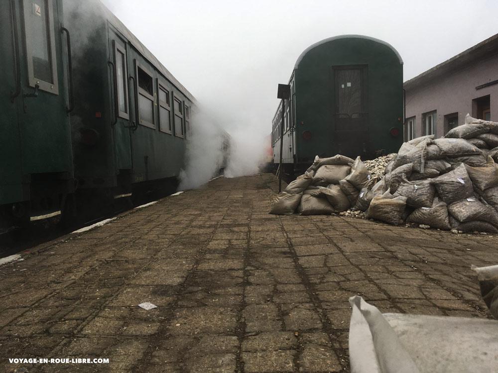 Le chemin de fer des Rhodopes pour rejoindre Bansko depuis Sofia