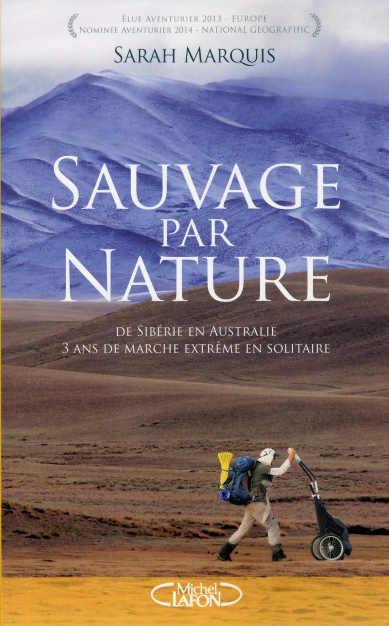 Livre - Sauvage par nature - Sarah Marquis