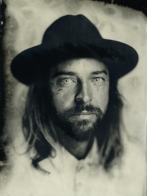Portrait réalisé par Enzo Lucia, photographe