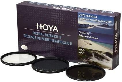 Les kits de filtres photo Hoya, indispensables pour la photo de voyage