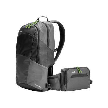 Le sac à dos Mindshift Travel Away - ideal pour transporter ton matériel de créateur : 2 ordinateurs portables, un ipads et les disques durs