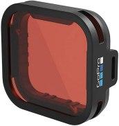 filtre GoPro pour filmer lors de tes plongées en eaux bleues lors de ton tour du monde.