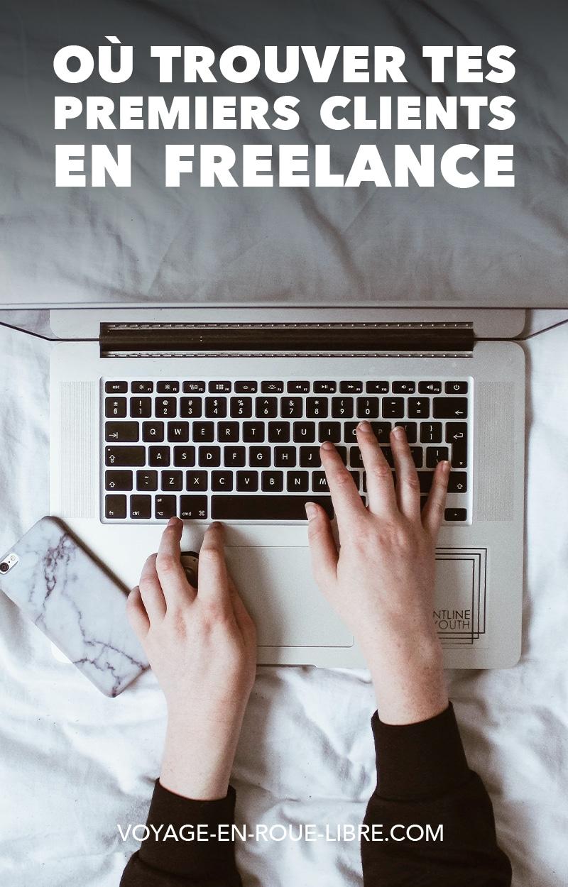 Où trouver te premiers clients en freelance ?   Tu cherches peut-être des idées pour le nom de ta future entreprise, tu gribouilles ton logo, tu cherches des idées...  Mais il y a une question qui t'obsède : comment trouver des clients en freelance ?   Comment trouver les tout premiers clients ?  #freelance #entrepreneur #trouverdesclients