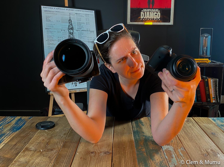 Quel hybride choisir ? Le Canon R5 ou R6 ?