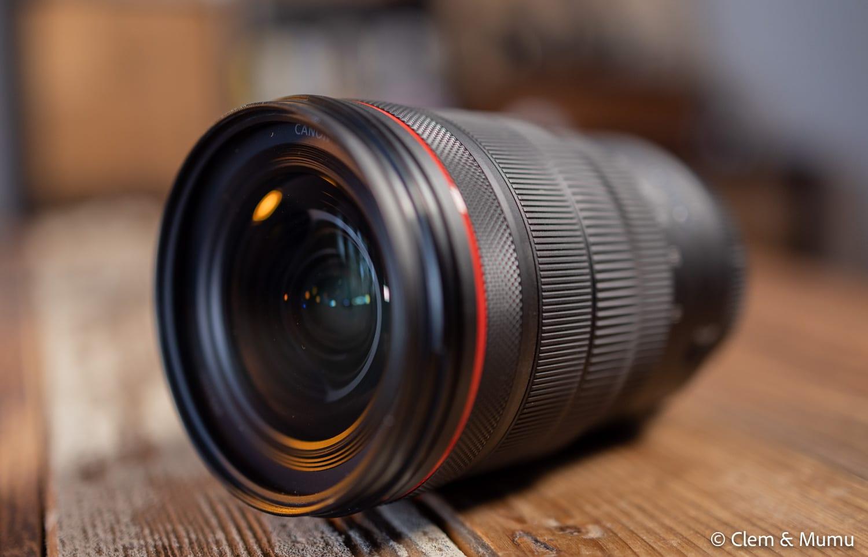 La Canon Rf 15-35mm f/2.8 pour les mordus de paysages, d'architecture ou de ciels étoilés.