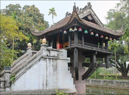 La pagode au pilier unique (Hanoi)