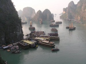 baie d'Ha Long