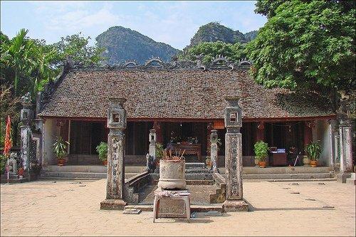 Temple commémoratif au roi Dinh Tien Hoang (Hoa Lu)