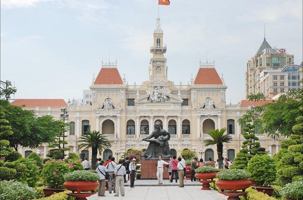 Récit de voyage au Vietnam : 1ers jours à Saigon