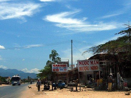 Nha Trang, ses plages, sa flore, sa foire