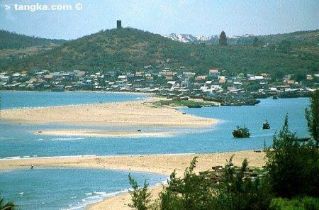 Village de pêcheurs, Vietnam