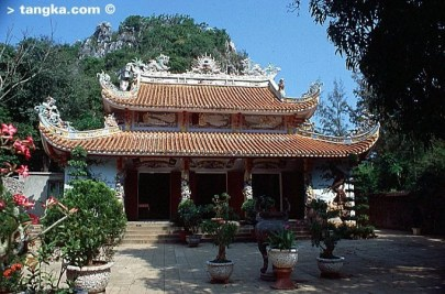 Temple d'un village - Vietnam