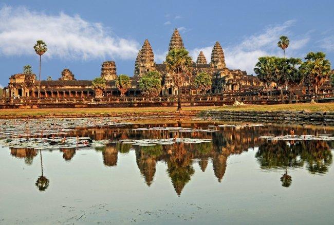 Angkor Wat par Dennis Jarvis