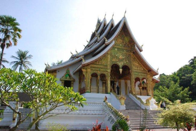 Palais Royal - Luang Prabang par Gilles & Gracinda DUPUIS
