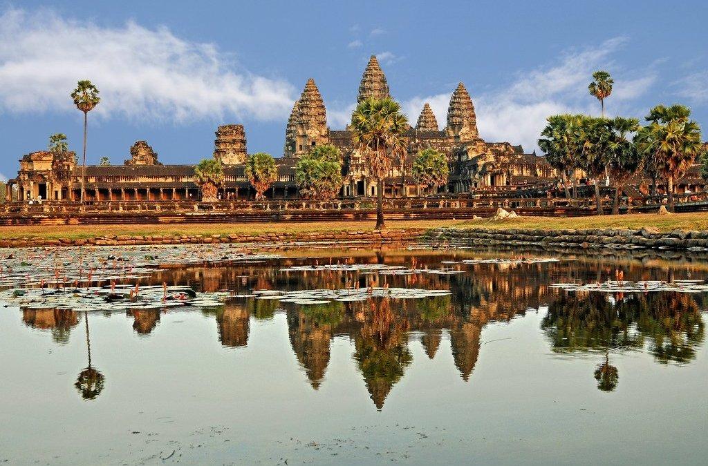 Merveilles du Cambodge