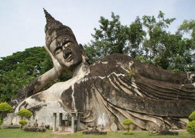 Portrait du Laos