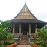 Wat Ho Phakeo - Vientiane par