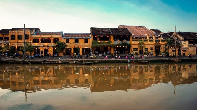 Hoi An Vieille ville par Anh Dinh