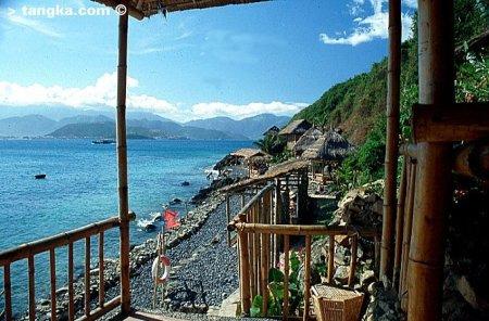 Resort à Hon Tre - Vietnam