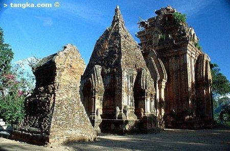 Temple cham, Vietnam