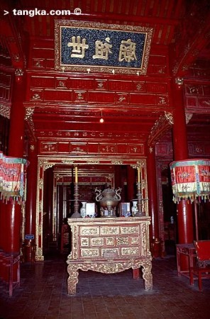 Autel Palais royal, Vietnam