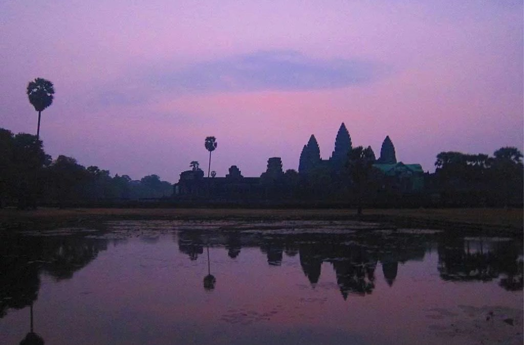 Inattendu : immersion au Cambodge
