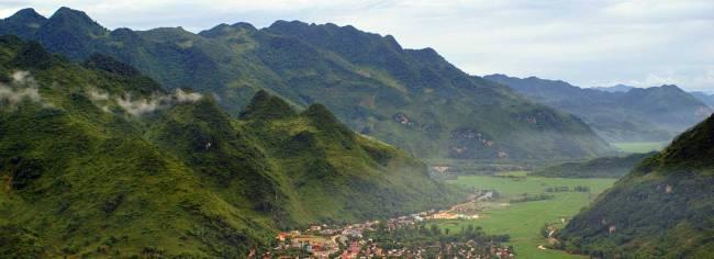 Mai Châu, Vietnam