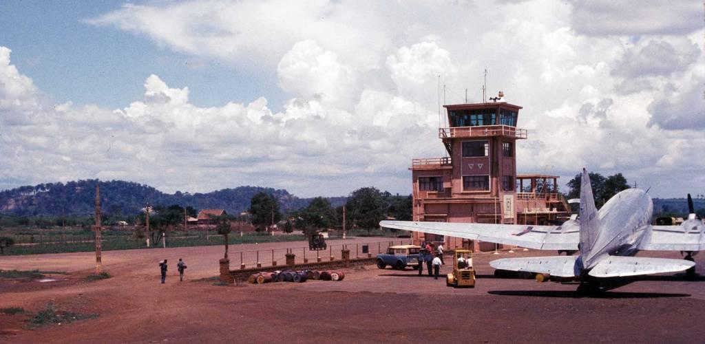 Buôn Ma Thuôt en 1968 - Dak Lak, Vietnam