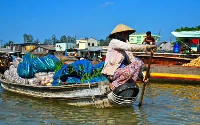 Cần Thơ et le delta du Mekong