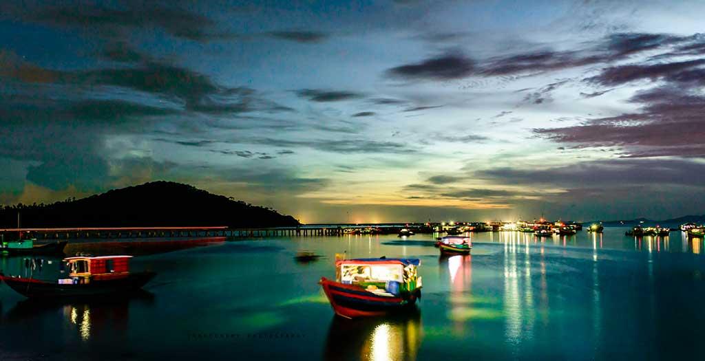 Archipel de Co To, Vietnam