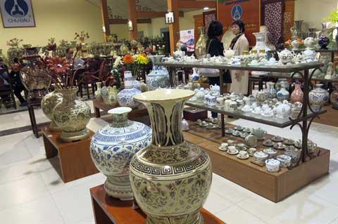 Céramiques - Chu Dau, Vietnam