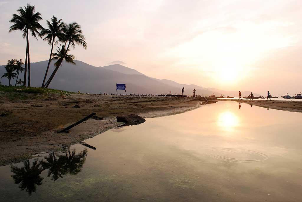 My Khê, plage - Vietnam